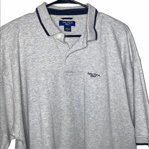 Nautica Golf Short Sleeve Polo Shirt 100% cotton